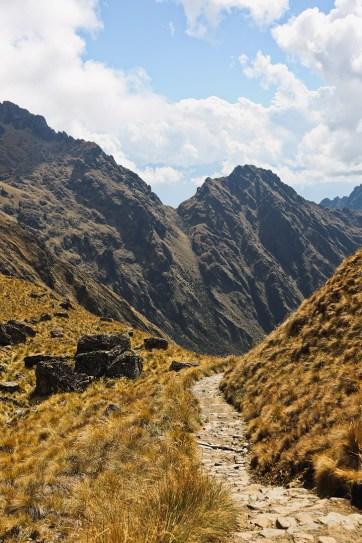 How to Hike the Machu Pichu Trail Day 2 // localadventurer.com