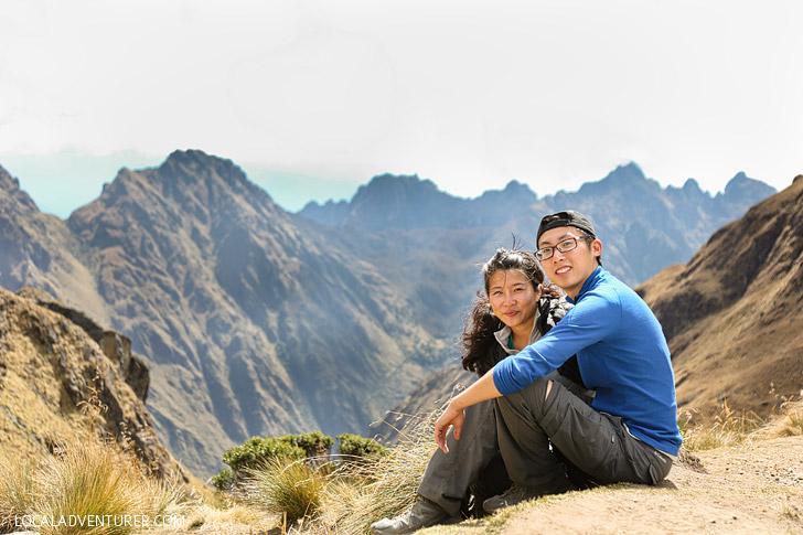 Dead Woman's Pass - Highest Point on the Inca Trail // localadventurer.com