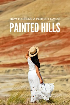 Oregon Painted Hills, John Day Fossil Beds National Monument - best hikes, best things to eat, see, and where to stay near the park // localadventurer.com