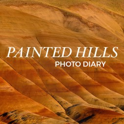 The Painted Hills John Day Fossil Beds National Monument { Photo Diary }