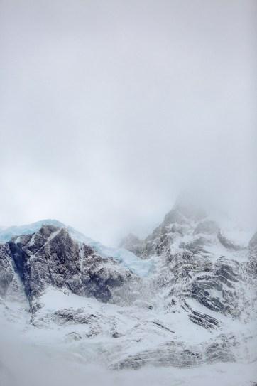 French Glacier, Torres del Paine National Park, Patagonia, Chile // localadventurer.com