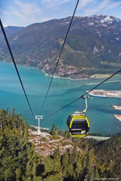 Sea to Sky Gondola + Your Essential Weekend Guide to Squamish BC // localadventurer.com