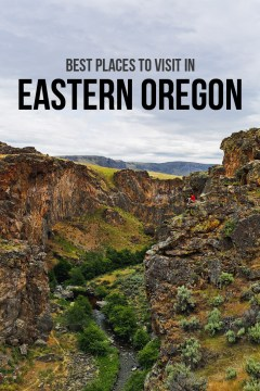 All the Best Things to Do in Eastern Oregon + Tips for Your Visit // localadventurer.com