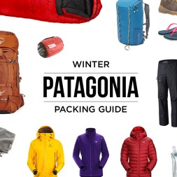 Torres del Paine Packing List { Winter Edition }