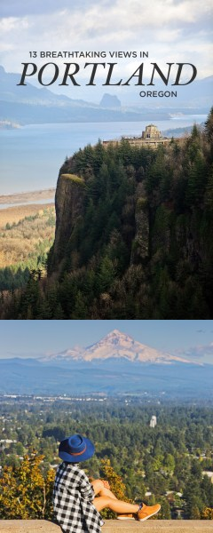 13 Breathtaking Viewpoints in Portland Oregon // localadventurer.com