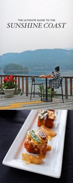 Your Guide to the Sunshine Coast British Columbia Canada // localadventurer.com