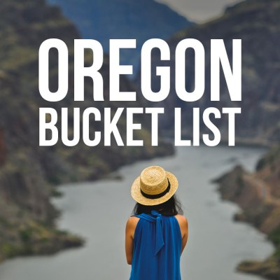 The Ultimate Oregon Bucket List in Regions - Greater Portland, the Gorge, Oregon Coast, Willamette Valley, Central Oregon, Eastern Oregon, and Southern Oregon // localadventurer.com