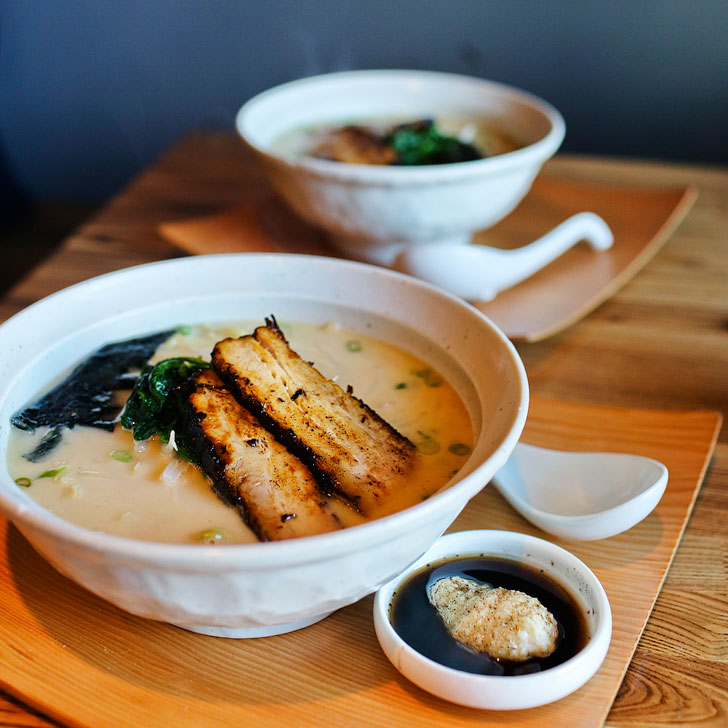HiroNori Craft Ramen + Where to Eat in Irvine California // localadventurer.com
