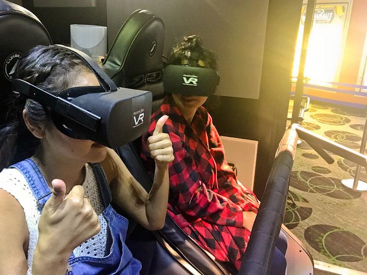 Georgia Aquarium Virtual Reality Simulator - Dive in Prehistoric Seas // localadventurer.com
