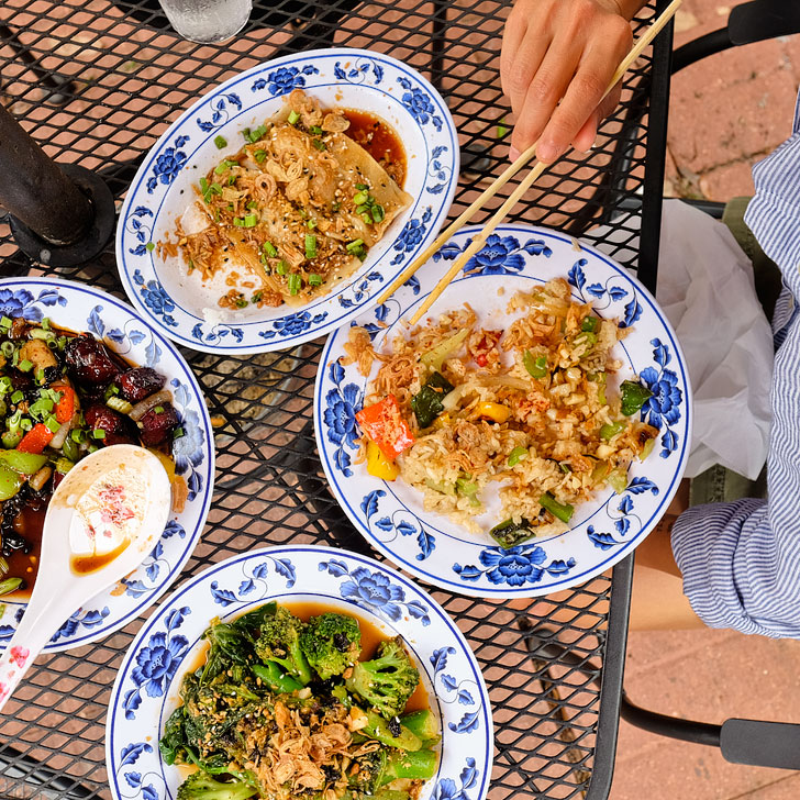 Chinese Food In Cbd New Orleans