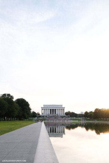 101 Things to Do in Washington DC - The Ultimate Washington DC Bucket List // localadventurer.com