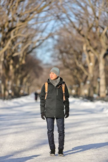 Winter Outerwear New York City // Local Adventurer