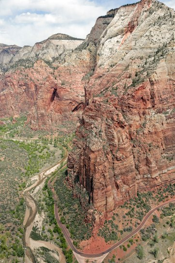 Angels Landing, Zion National Park + 15 Incredible Road Trips from Las Vegas // Local Adventurer