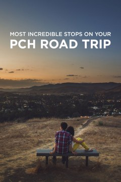 The Most Incredible Stops on Your PCH Road Trip - Hwy 1 Road Trip Ideas from San Diego to Crescent City including stops in LA, SLO, Big Sur, Monterey, SF, Mendocino and more // localadventurer.com
