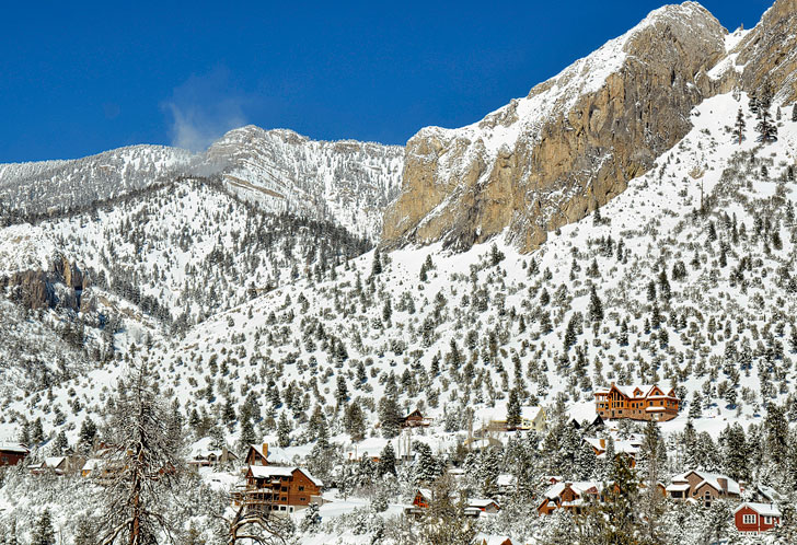 Mt Charleston, Nevada + 15 Most Popular Road Trips from Vegas (photo: jpellgen) // localadventurer.com