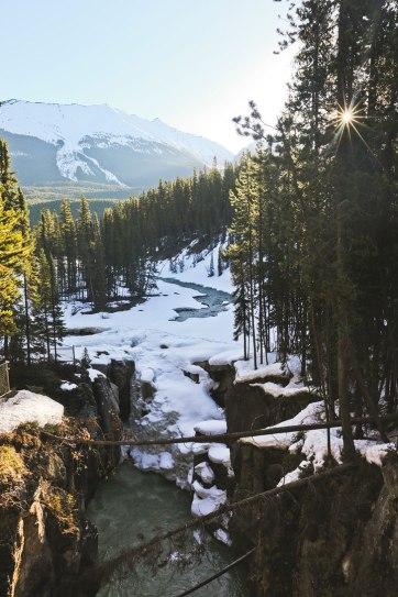 sunwapta falls jasper alberta - 15 Unforgettable Things to Do in Jasper National Park