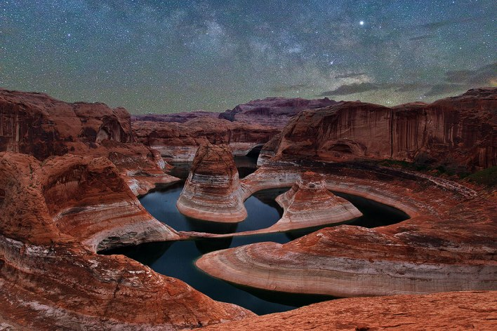 Reflection Canyon Glen Canyon National Recreation Area