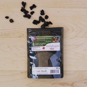 Sour Cherries - DRIED - 60g - Hill Berry Acres