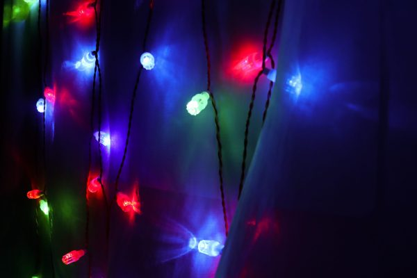 LED Light Series By Local Choice - Multicolor
