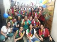 Equipe filial São Paulo 6 (gerente: Dionéia Avigo)