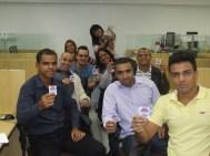 Equipe GMAC (SPA6) na Páscoa da Matriz