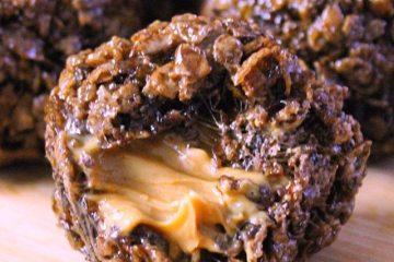 Peanut Butter Bombs