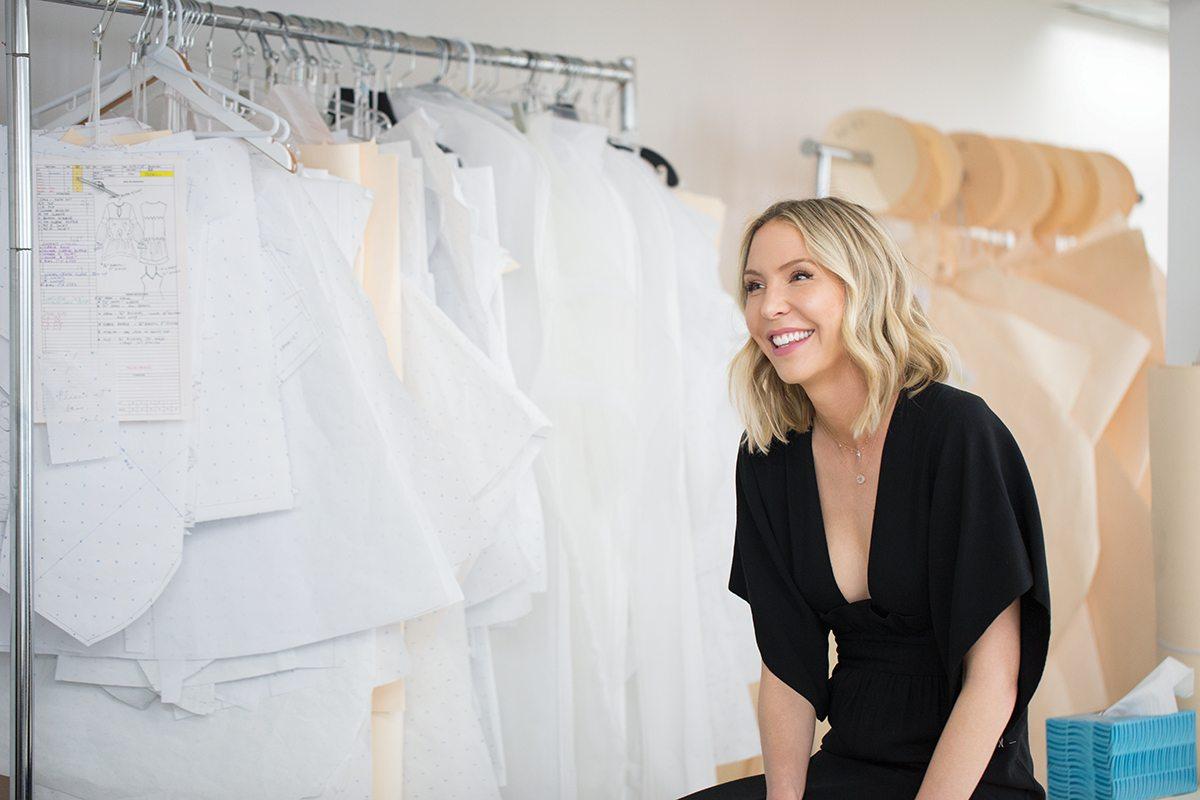 Bridal Designer Katie May\'s Winning Style