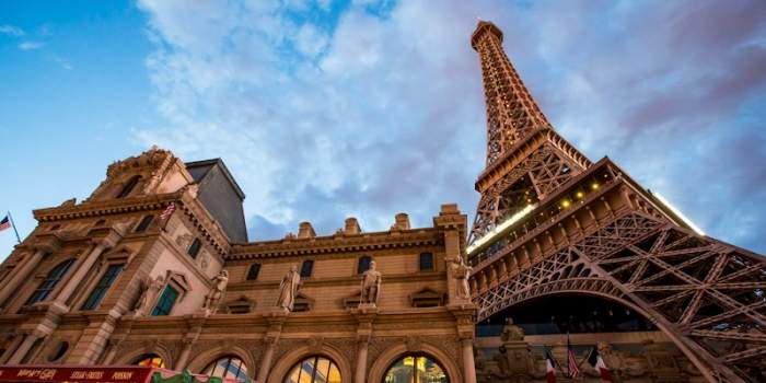 Photo Sourced From: Paris in Las Vegas Website