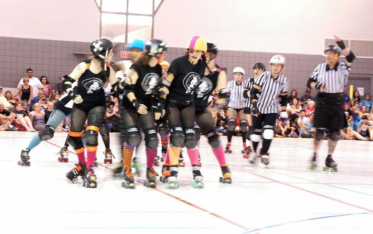 Photo Sourced From: Coachella Valley Derby Girls