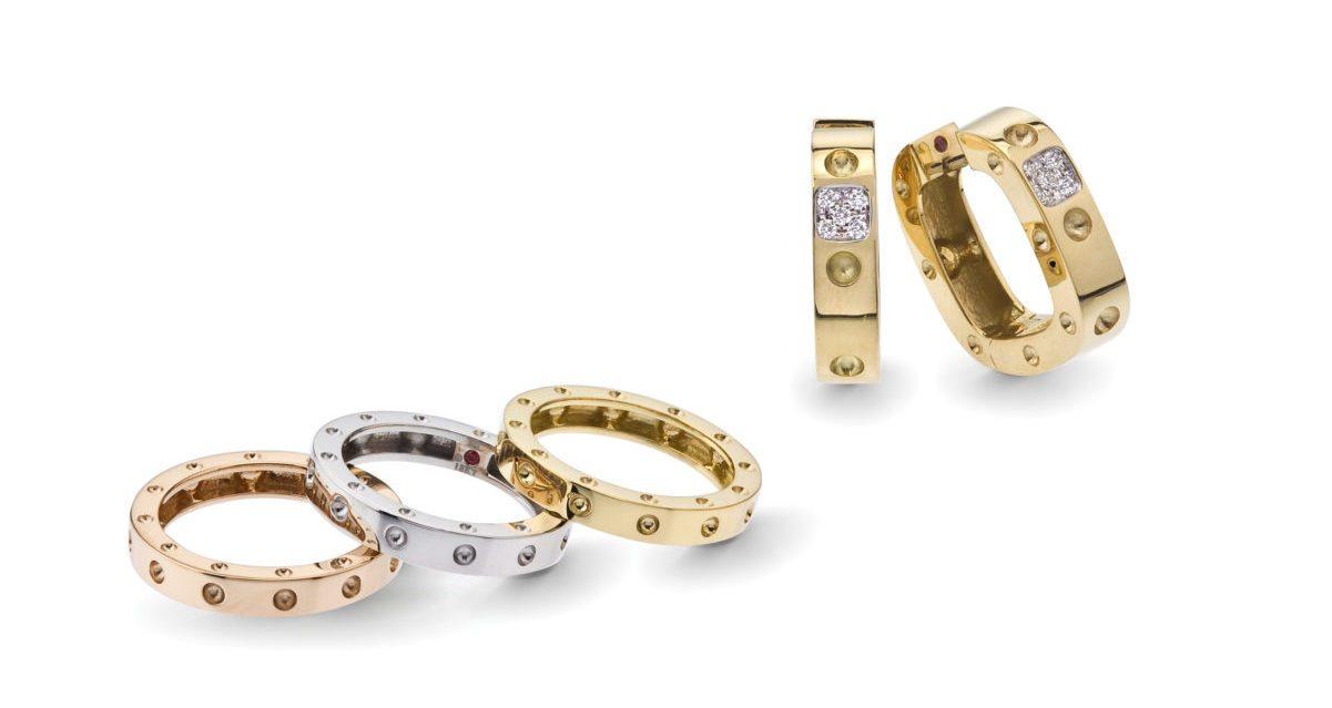 Trend Alert Roberto Coins Stackable Jewelry