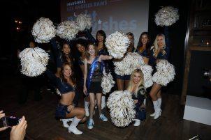 LA Rams Make-A-Wish Event