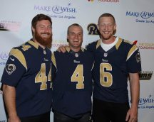 Make-A-Wish LA-Rams-Night for Wishes