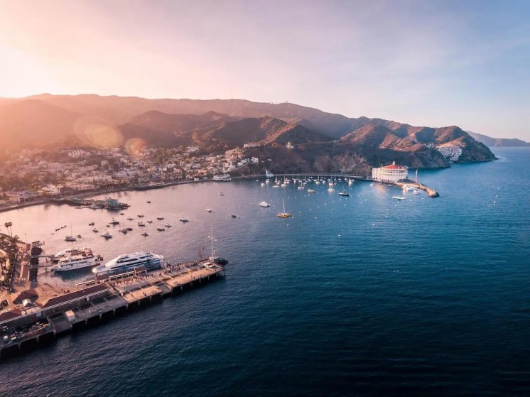 Photo Provided By: Catalina Express
