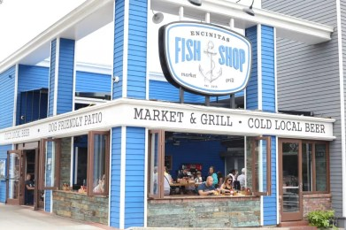 Fish Shop Encinitas_Exterior