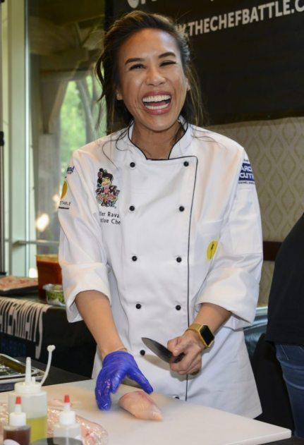 Chef Jennifer Ravalo-SuShe Art_PC FotoShout