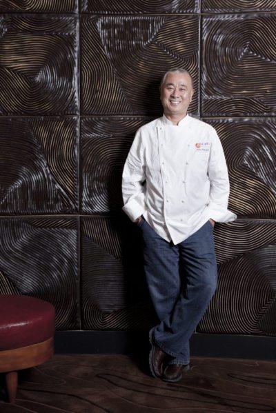Chef Nobu Matsuhisa--Danielle Liu