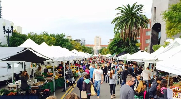 Little Italy Mercato Farmers Market