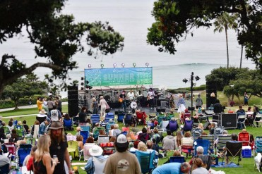 Join OC Parks for the annual Summer Concert Series, featuring two dates at Bluff Park in Salt Creek Beach