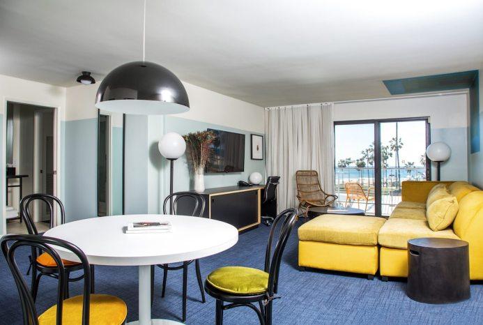 OceanViewSuiteLiving Room