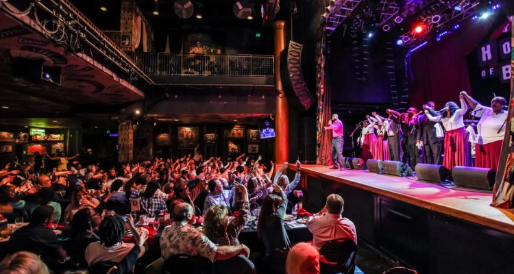 The House of Blues Anaheim Gospel Brunch is All About Soul