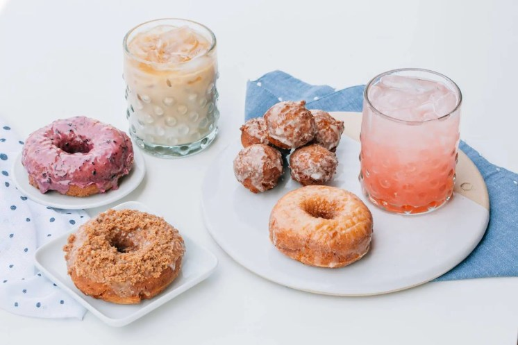 Photo Provided By Sidecar Doughnuts & Coffee