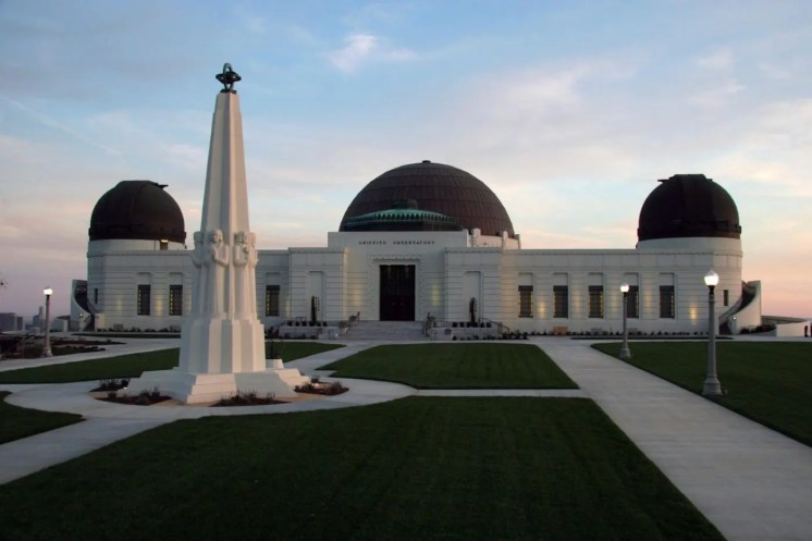 Photography Provided By: The Griffith Observatory