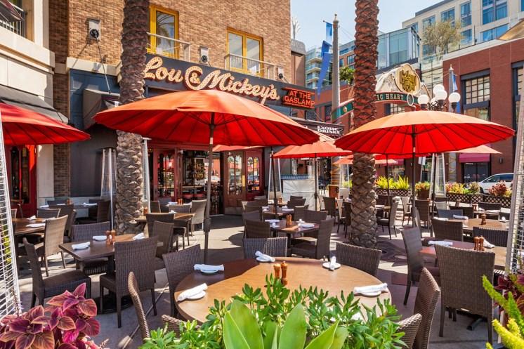 Lou and Mickeys, San Diego Gaslamp, King Seafood Company