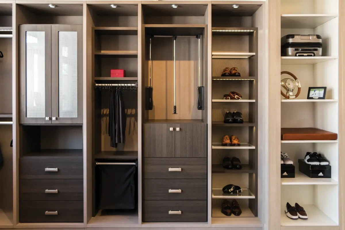 California closets las vegas - Design A Dream Closet That Would Make Carrie Bradshaw Blush Locale Magazine