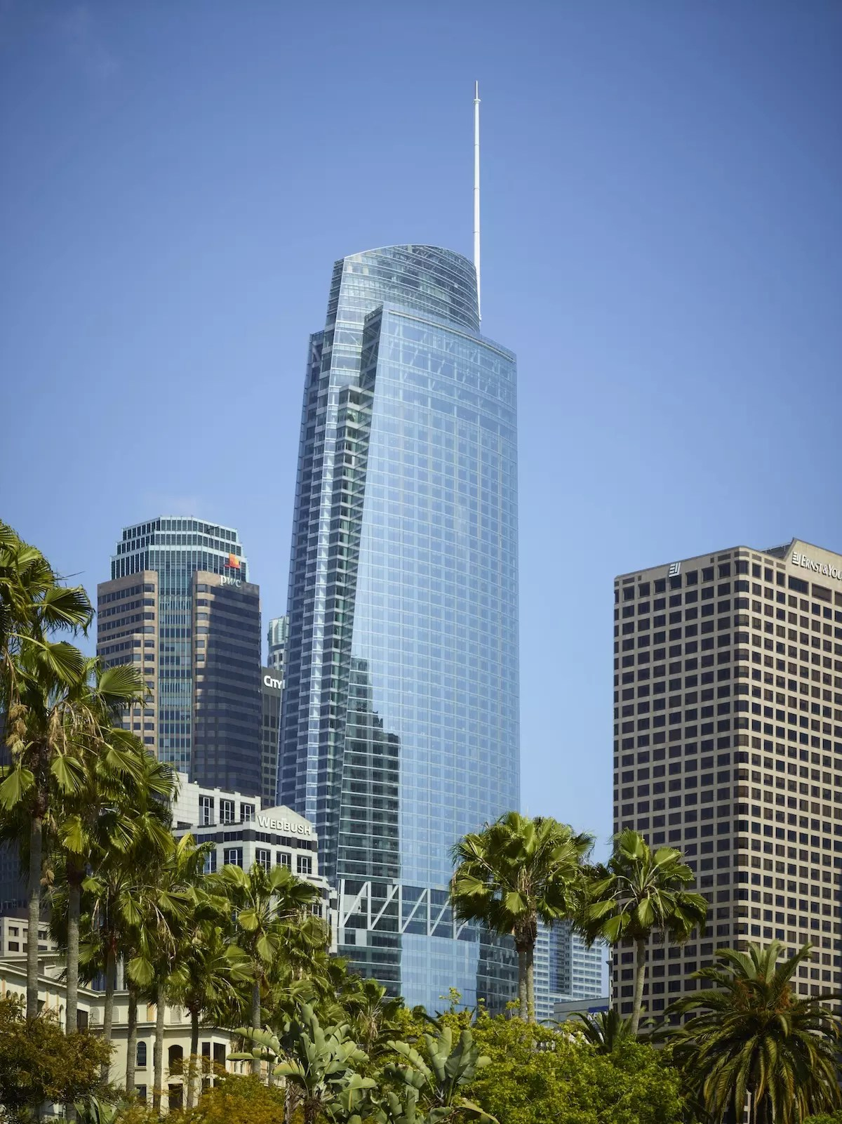 InterContinental Los Angeles Downtown_Exterior_day