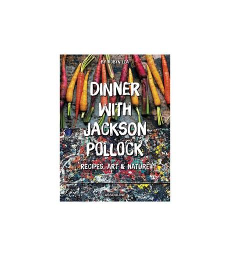 """Dinner with Jackson Pollock"" by Robyn Lea 503found $50 www.503found.com"