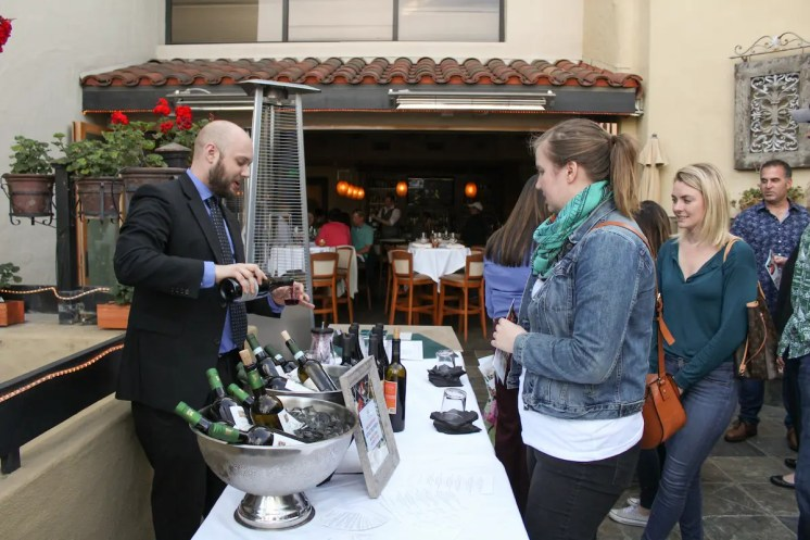 Wine, Maretalia