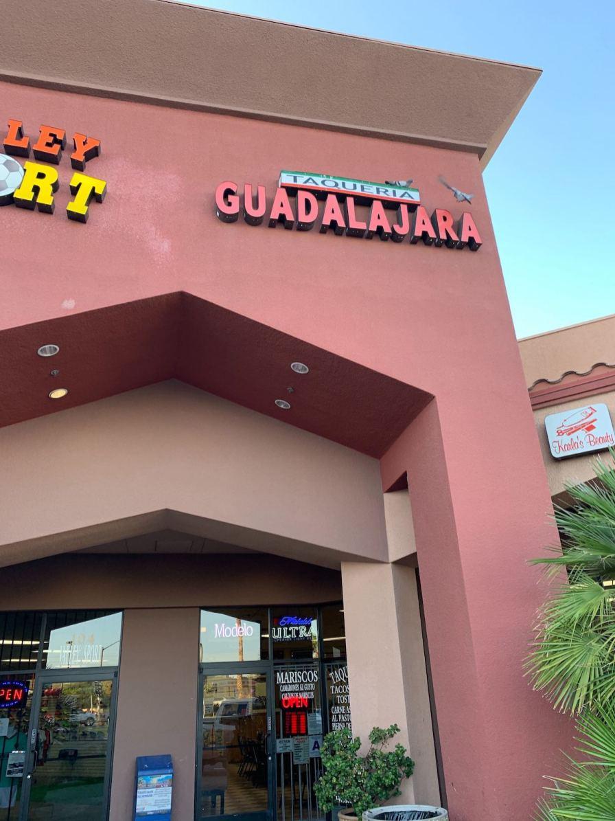 Taqueria & Birrieria Guadalajara