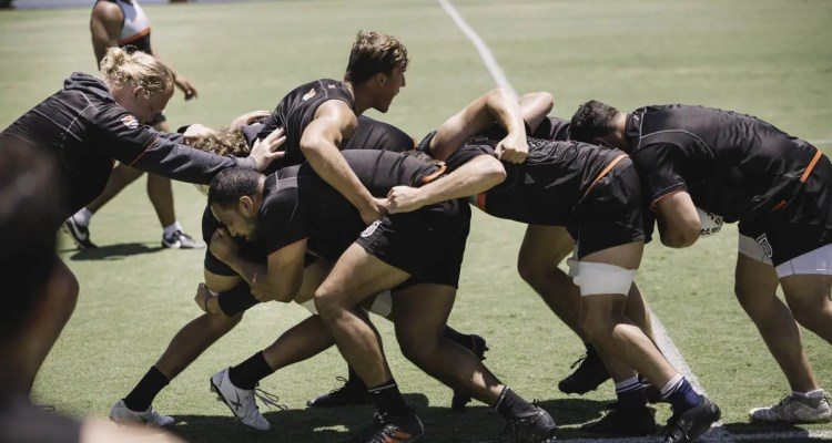 New SD Legion Rugby Team