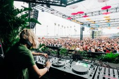 Safe to say THE PALMS stage was going crazy the whole weekend as artist like Mija, Will Clarke, and even a special back to back set from AC Slater and Jack